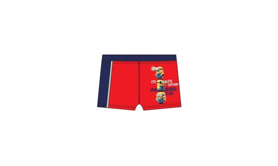 Παιδικό Μαγιό Boxer Χρώματος Κόκκινο Minions Disney EP1871 a3de9e4c415